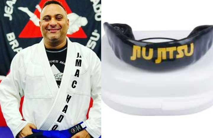 Russell Peters Used The Wrong Word on His Custom Mouthpiece