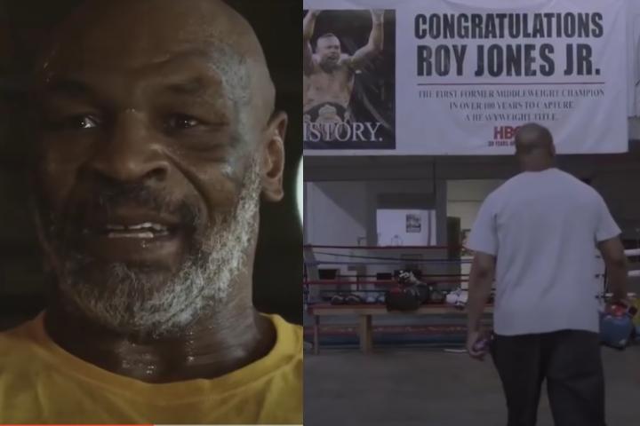 Watch: Mike Tyson – Roy Jones Jr. Epic New Trailer Released