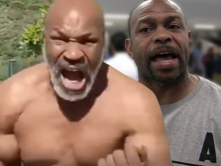 Breaking News: Mike Tyson To Face Roy Jones Jr in Exhibition Bout