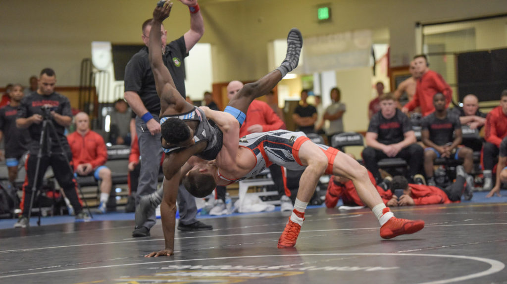 3 Wrestling Concepts All Beginners Should Know