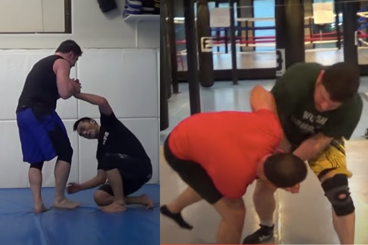 Aikido Techniques Used Against Pro MMA Fighters in Sparring