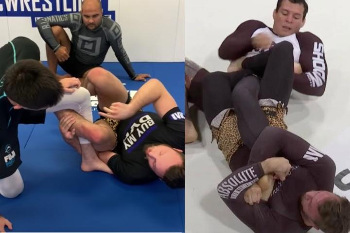 "Here are ""Secrets"" To Improving Your Leglock Game In Brazilian Jiu Jitsu"