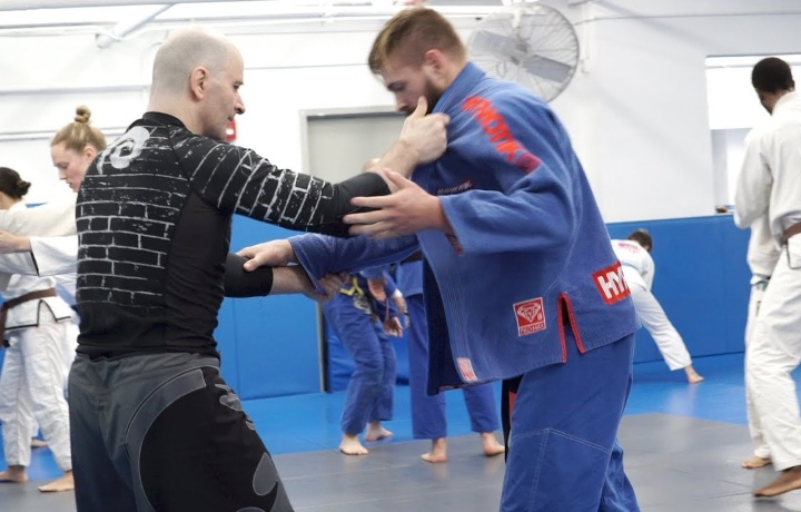 Danaher – What Makes a Good Takedown For Jiu-Jitsu?