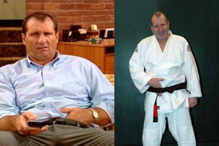 Ed O'Neill On The Long  Journey to Black Belt in Brazilian Jiu-Jitsu