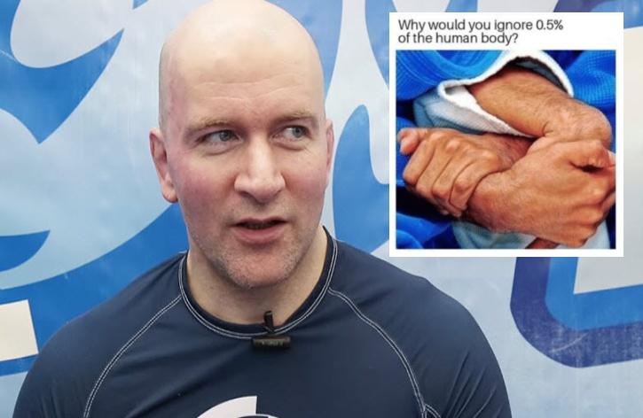 John Danaher- The Problem With Wristlocks