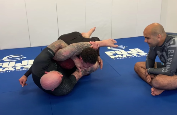 Super Tight Choke From Williams Guard by Neil Melanson