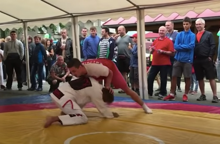 One Of The Most Interesting Wrestling Against BJJ Matches