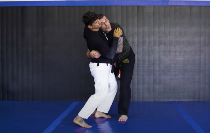 Body Lock Ribs Squeeze Takedown with ADCC Champ Joao Assis