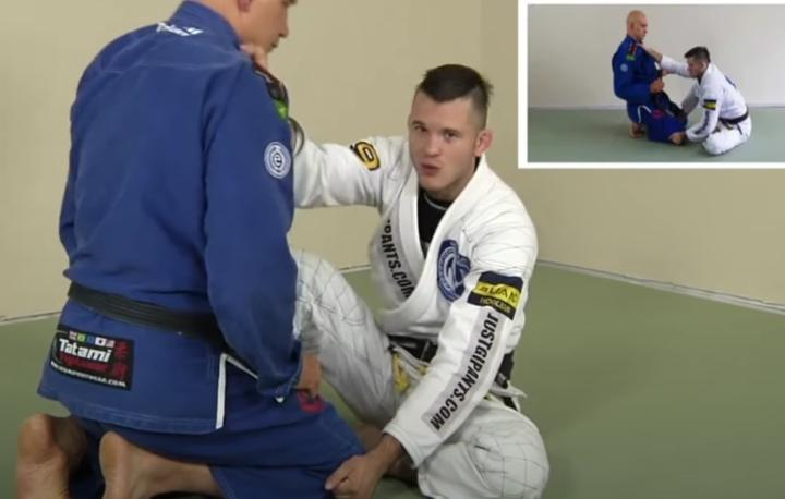 """The """"Butt Double"""", The Easiest Sweep in Jiu-Jitsu"""