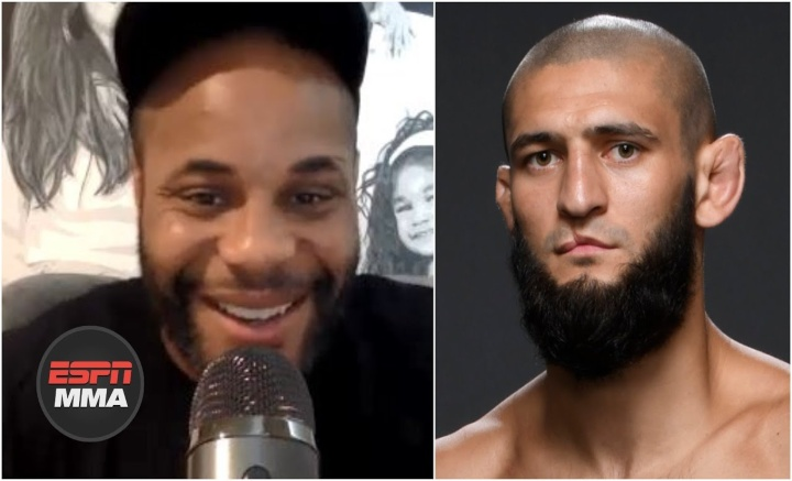 Daniel Cormier Makes Bold Prediction On Khamzat Chimaev's Future