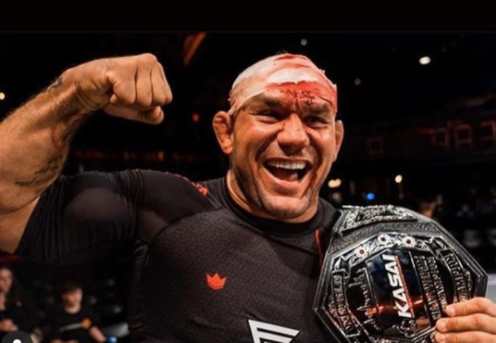 The Year of Roberto 'Cyborg': How The 40 yr Old is Winning Everything This Year
