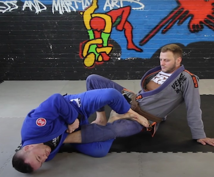 How to Use the 'Serbian Foot Lock' in BJJ