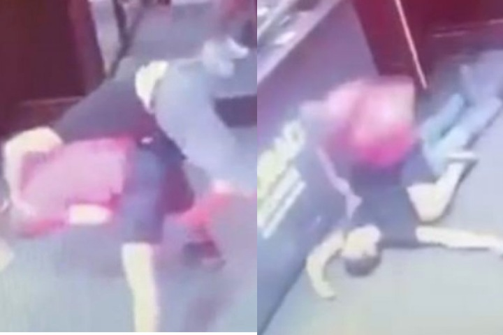 Video: Judo Champion Wanted by Police After Inflicting Serious Injuries During Street Altercation