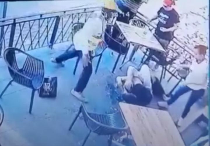 Jiu-Jitsu Practitioner Stops Kidnapping of Child at a Restaurant