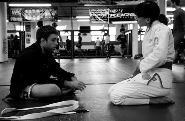 Ryan Hall on How to Get Started in BJJ