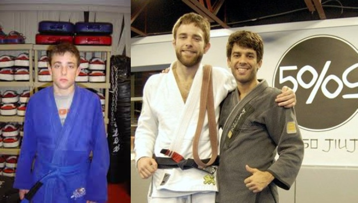 Ryan Hall Explains How He Got Really Good at Jiu-Jitsu Really Fast