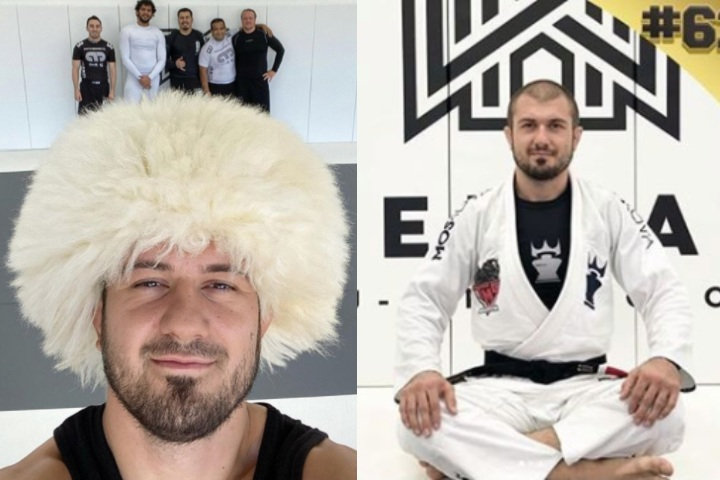 Meet The Chechen Black Belt World Champion Who Runs a BJJ Academy in USA