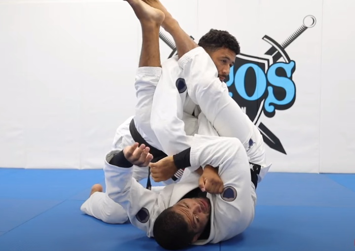 Andre Galvao Teaches The SUPER ARMBAR From Closed Guard