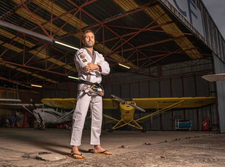 Athletes On The Mat Releases Revolutionary CAMO Gi
