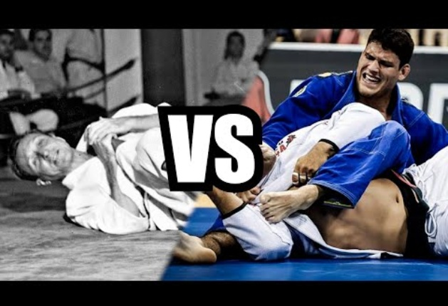 Did BJJ Change For Better Or Worse Over The Years?
