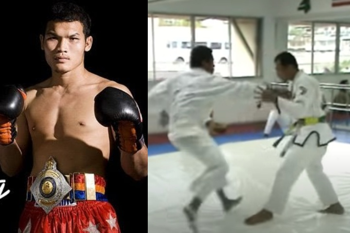 Muay Thai Champ Competes In BJJ After 6 Months Training, Submits Judo Black Belt National Team Member