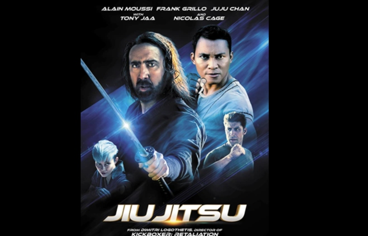 Nicolas Cage & Rigan Machado Ready to Sword Fight Aliens in Much Awaited Jiu Jitsu Movie