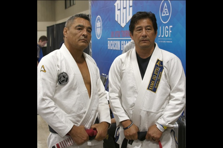 Living The Jiu-Jitsu Lifestyle. Rickson Gracie Black Belt Dave Kama's Perspective