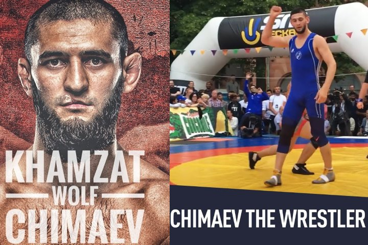 Khamzat Chimaev To Face Jack Hermansson in Freestyle Wrestling Match