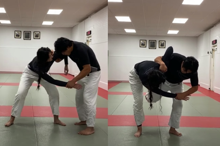 This Judo Throw Combination Is The BEST One For BJJ Practitioners