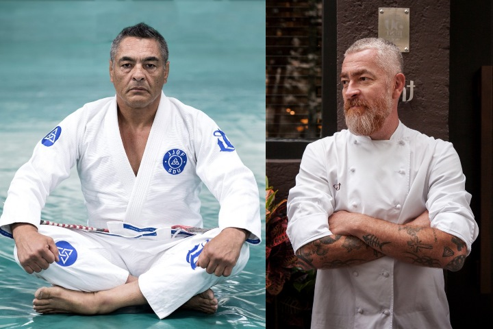 Rickson's Lesson That Changed The Life of Award-Winning Chef & BJJ Black Belt Alex Atala
