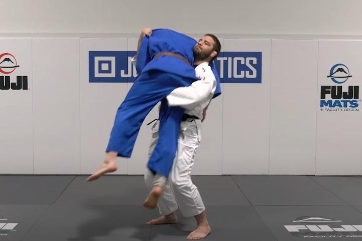 Learn One Of The Best Old School Judo Throws – Te Guruma!