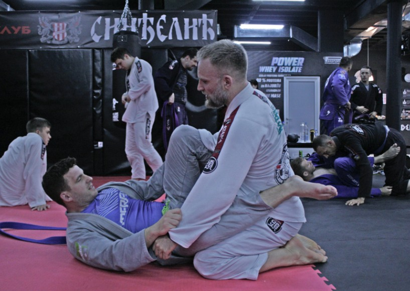 How To Boost Your IMMUNE SYSTEM To The Max While Training Jiu Jitsu