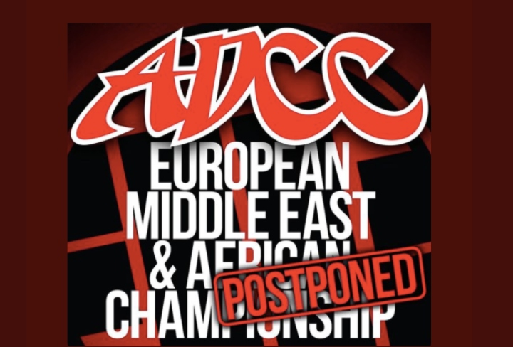ADCC European, Middle East & African Trial 2020 – POSTPONED!