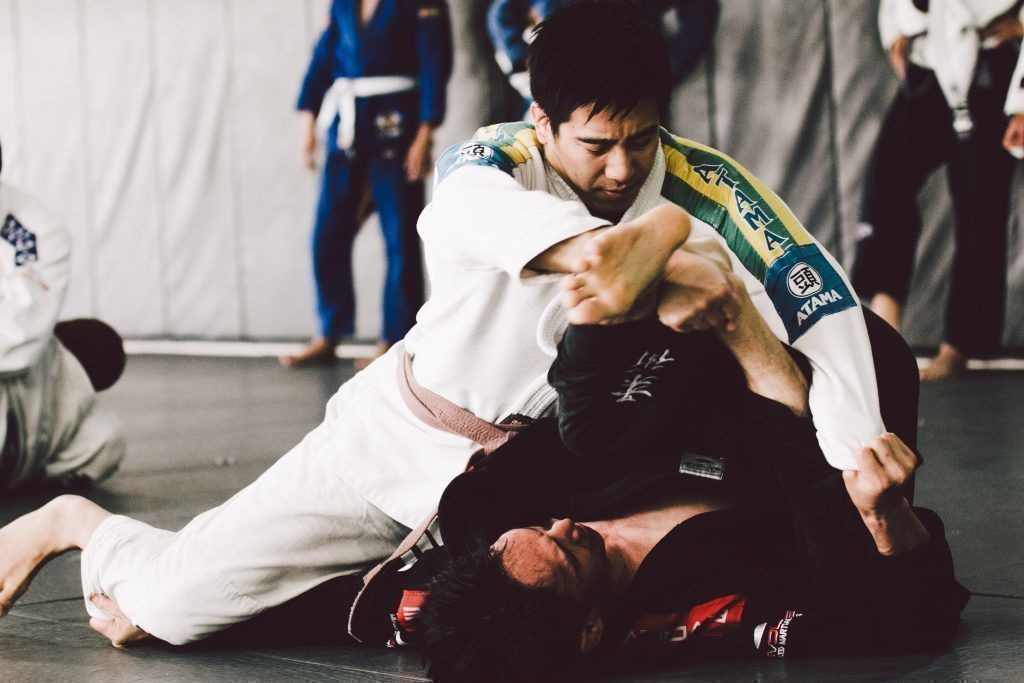 7 Signs You're Getting Serious About Brazilian Jiu-Jitsu