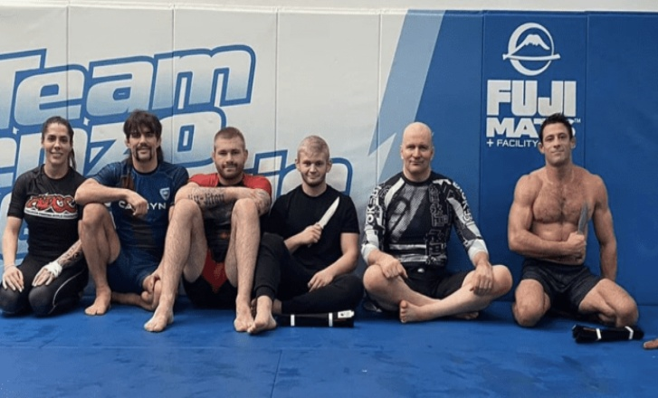 Nicky Ryan & Ethan Crelinsten Promoted To Black Belt by John Danaher