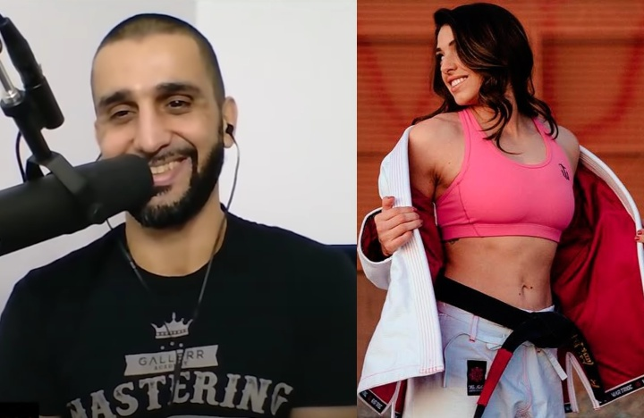 Why Coach Firas Zahabi Does NOT Roll with Women?