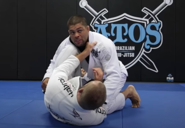 Neutralize The Knee Shield With This Pass By Andre Galvao