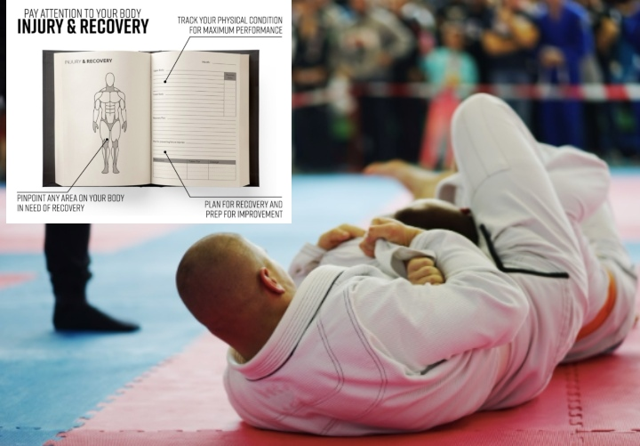 "Using a Jiu-Jitsu Planner: The ""Scientific Method"" To Training and Dominating"