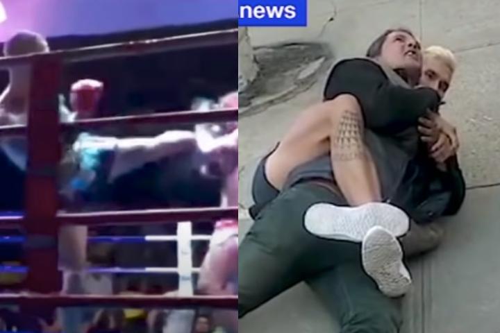 Muay Thai Instructor Uses Jiu-Jitsu to Subdue Manhattan Baby Abduction Suspect