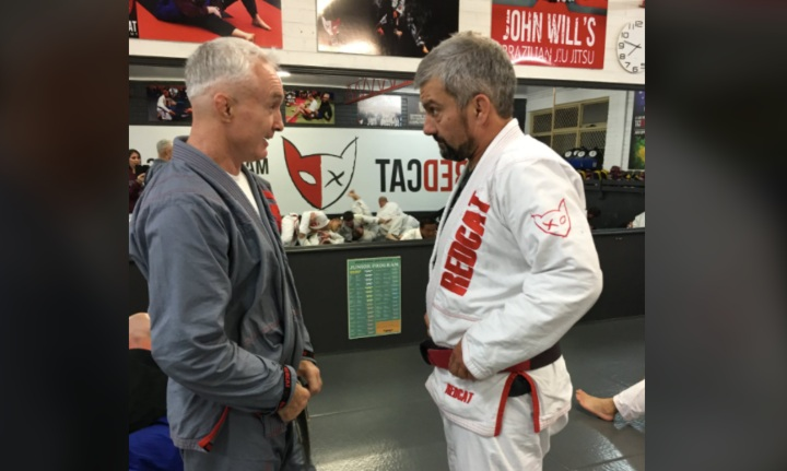 Advice for Doing BJJ When Over 50 from John Will