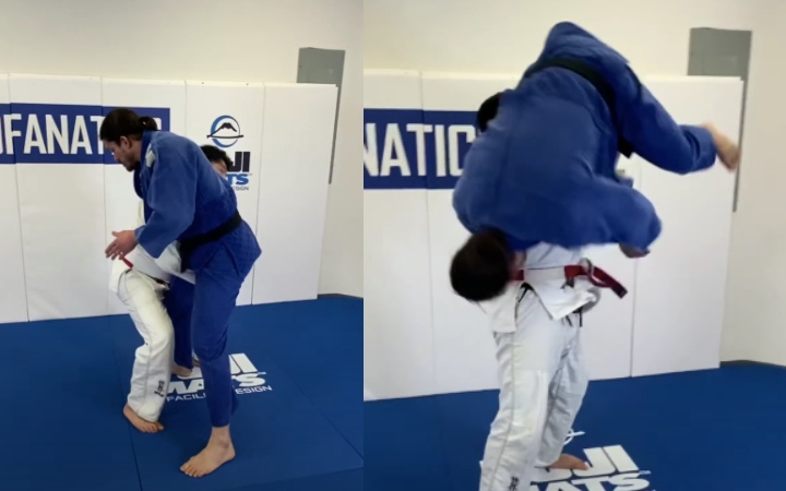 The various Forms of Judo's Double Leg Takedowns