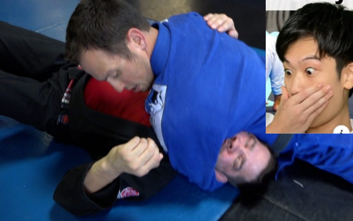 Japanese Karate Sensei Reacts To BJJ: 'I Have No Idea What is Going On'