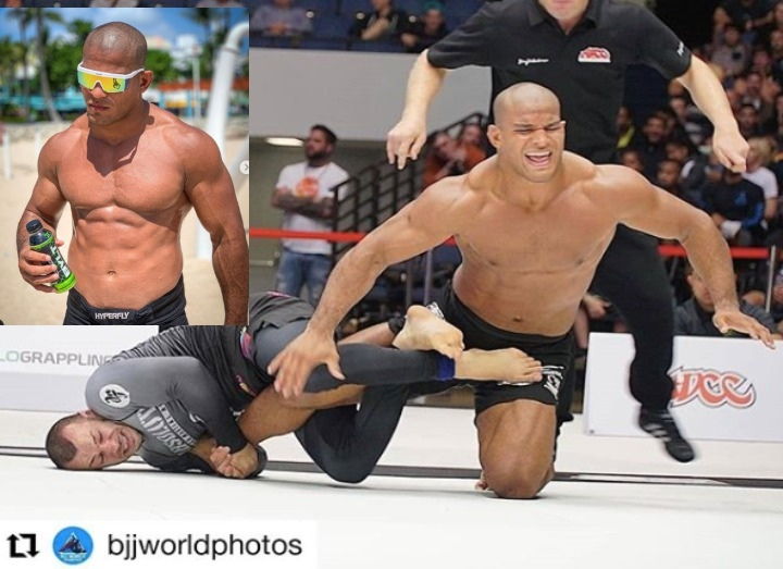BJJ World Champ Mahamed Aly Admits To Past PED Use Although Says It Didn't Help Him