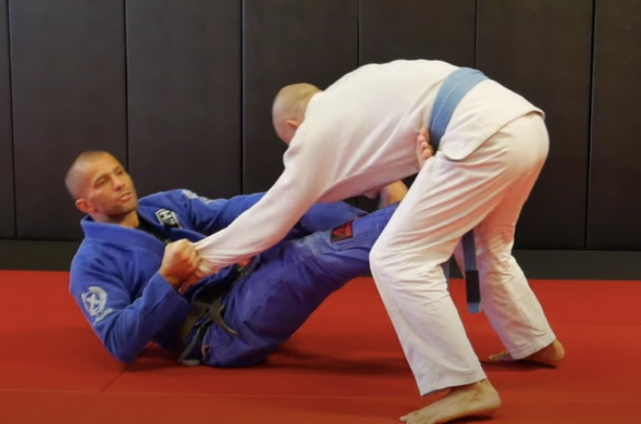 The Most Effective BJJ Open Guard For Beginners