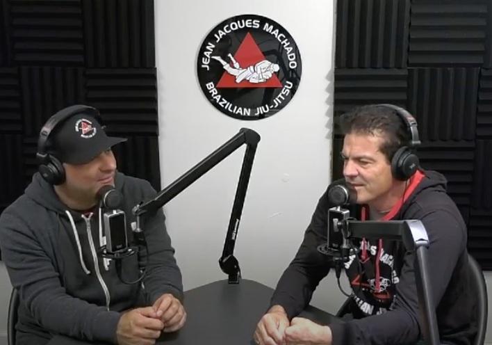 Russell Peters Talks His Jiu-Jitsu Journey on the Jean Jacques Machado Podcast