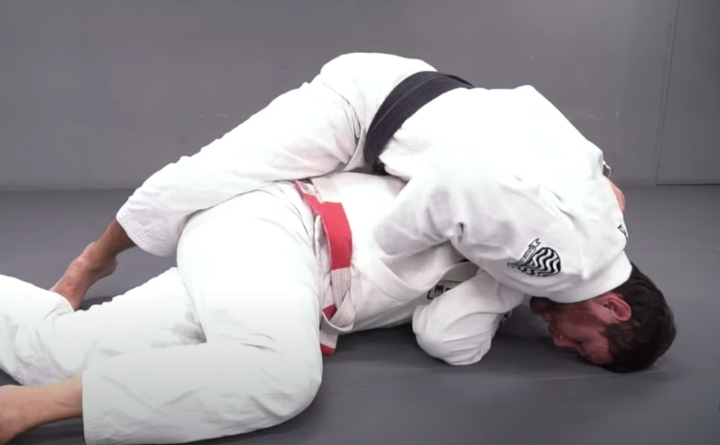 Roger Gracie Shows The Best Way To Mount From Side Control