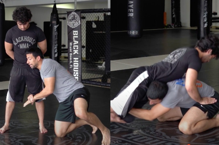 3 Single Leg Takedown Drills