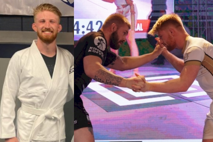 Wrestling World Champion Bo Nickal Embraces Brazilian Jiu-Jitsu in The Gi