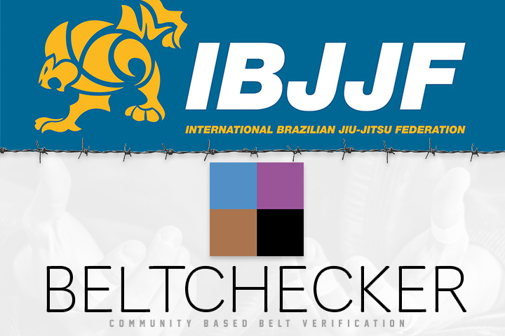 The Democratic Beltchecker Challenges The IBJJF's Jiu-Jitsu Monarchy
