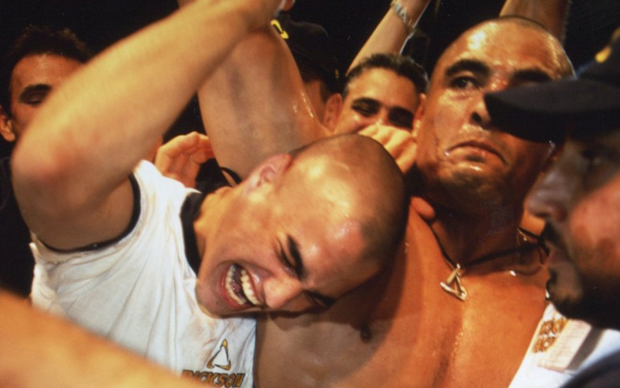 A Tribute To Rockson Gracie, Rickson's Late Son